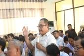 Bí thư Nghĩa nói về sai phạm xây dựng ở Đà Nẵng