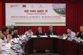 Hội thảo về những phát triển mới của Luật biển quốc tế