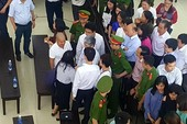 Bị cáo Nguyễn Xuân Sơn vui mừng vì có cơ hội thoát án tử