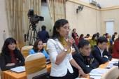 Nóng chất vấn mô hình học VNEN ở Nghệ An