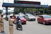 Giảm 100% phí qua trạm Bến Thủy cho 4 huyện, thành phố