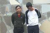 2 thanh niên mang súng điện đi trộm chó liên tỉnh
