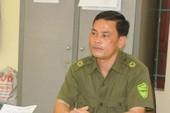 Khởi tố trưởng công an bắn chủ tịch xã tội gây rối