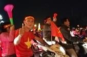 Đón 5 cầu thủ U23 Việt Nam về quảng trường Hồ Chí Minh