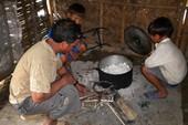 Xuất cấp hơn 794 tấn gạo cứu đói người dân Nghệ An