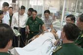 2 chiến sĩ trúng đạn khi bắt thầy giáo mang hơn 20 bánh heroin