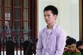 Giết người rọi đèn xe máy khi vào quán cà phê, lĩnh 15 năm tù