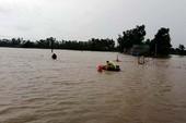 35 người vào rừng từ trước bão đang bị mất liên lạc