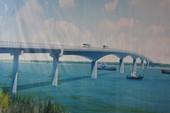 Hơn 1000 tỉ đồng xây cầu Cửa Hội bắc qua hạ nguồn sông Lam
