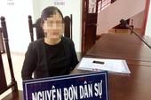 'Nữ giám đốc mang thai' nộp đơn đòi THA tiền bồi thường