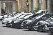 Lãnh đạo sở, ngành ở Cà Mau dùng chung xe công