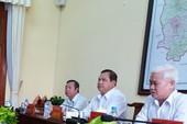 Bí thư, chủ tịch Bình Phước gặp gỡ nhà đầu tư Singapore
