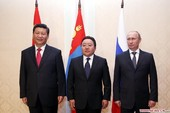 Tập Cận Bình đề xuất hành lang kinh tế Nga – Mông Cổ - Trung Quốc