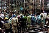 Báo quốc tế viết về vụ sập giàn giáo ở Vũng Áng