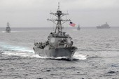 Trung Quốc đe dọa phản ứng quyết liệt việc tuần tra của Mỹ