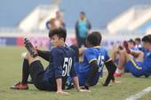 Phập phù như cầu thủ U-23 Việt Nam!