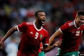Iran không phải là đối thủ của Marocco