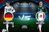 Hãy chọn cửa Đức thắng đậm Mexico!
