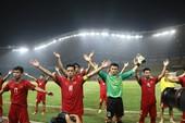 Thầy Park và thủ môn Tiến Dũng muốn thắng Hàn trong 90 phút
