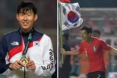Son Heung-min khóc mừng được miễn nghĩa vụ quân sự