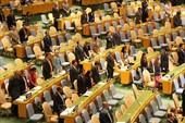 Liên Hiệp Quốc mặc niệm Chủ tịch nước Trần Đại Quang