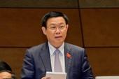 Phó Thủ tướng Vương Đình Huệ: 'Không phá giá đồng tiền'