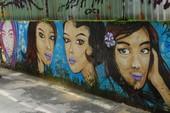 Chùm ảnh: Có một hẻm Graffiti như nước ngoài tại Sài Gòn