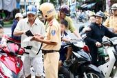 Xử phạt vi phạm giao thông có phân biệt nội - ngoại thành?