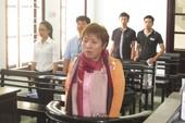 Nữ giám đốc hầu tòa vì trốn thuế hơn 2 tỉ đồng