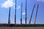 Thủ tướng phát lệnh khởi công xây dựng nhà máy điện trên 2 tỉ USD