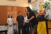 Chùm ảnh lễ tang GS Trần Văn Khê: Nghèn nghẹn cảm xúc khôn nguôi
