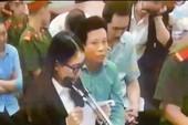 Bị cáo diễn viên Hồng Tứ khóc xin được hưởng án treo