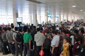 Quy định mới về kiểm soát an ninh hành khách đi tàu bay