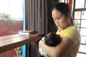 Bé gái 13 tuổi làm mẹ không có tiền mua sữa cho con