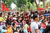 Thảo Cầm Viên Sài Gòn chật kín trong kỳ nghỉ lễ