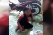 Nghi án bé gái 10 tuổi bị cha ruột xâm hại là ở Long An
