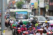 TP.HCM sẽ có xe buýt mini đón khách tại hẻm nhỏ