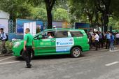 TP.HCM khai trương 5 điểm đón taxi đầu tiên
