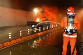 Phải làm gì khi bị tai nạn trong đường hầm sông Sài Gòn?