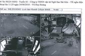 Nhờ camera, phát hiện tài xế xe bus hút thuốc, nghe điện thoại