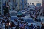 Cấm lưu thông nhiều tuyến đường khi tuyển Việt Nam tranh HCĐ