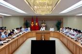 'Phê bình gắt gao' 13 chủ tịch tỉnh, bộ trưởng