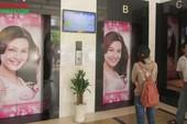 Có được phép quảng cáo trong thang máy không?