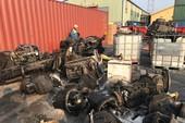 Bị cấm cửa ở Trung Quốc, rác thế giới dồn vào Việt Nam