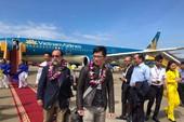 Sân bay Phú Quốc đón khách thứ 100 triệu