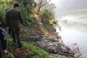 Lò mổ lớn nhất huyện 'đầu độc' dòng sông Mã