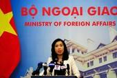 Phản đối Trung Quốc diễn tập ở Hoàng Sa của Việt Nam