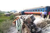 Chính phủ chỉ đạo khẩn sau 4 tai nạn đường sắt liên tiếp