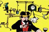 Hệ thống Rube Goldberg độc đáo của người Nhật