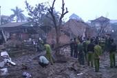 Camera ghi lại vụ nổ kinh hoàng ở Bắc Ninh